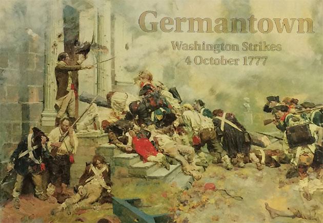 GERMANTOWN: Washington Strikes...