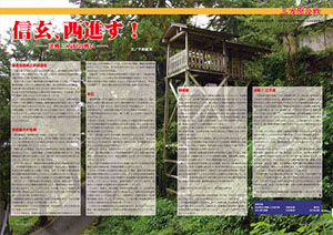 ウォーゲーム日本史 第20号 『三方原合戦』-誌面内容